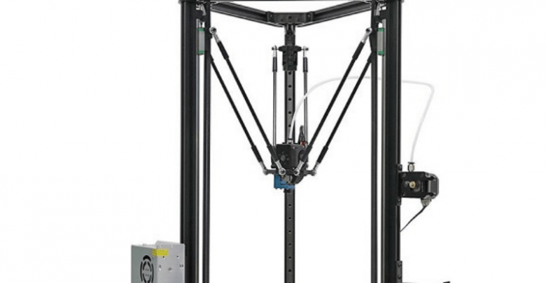 Anycubic Kossel Delta Review: Everything You Need To Know | 3D-Prints