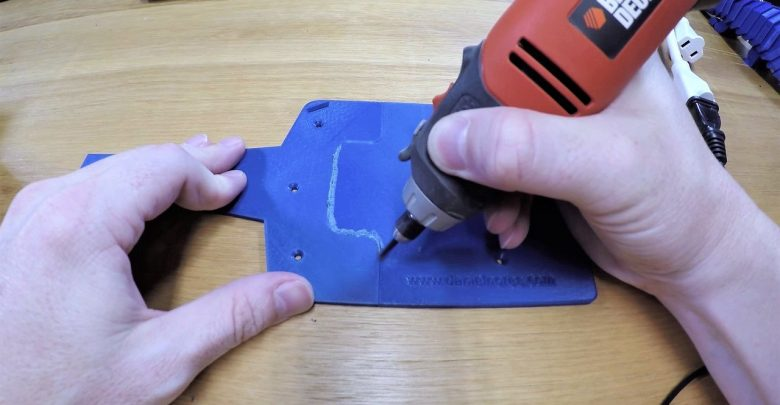 PLA Welding – How to Fuse PLA Seams and s | 3D-Prints on